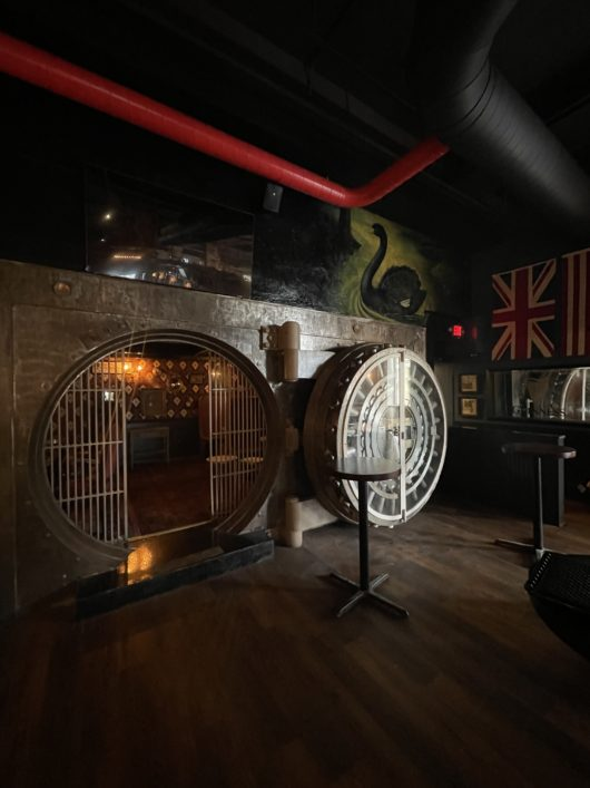 The Vault at The Black Swan