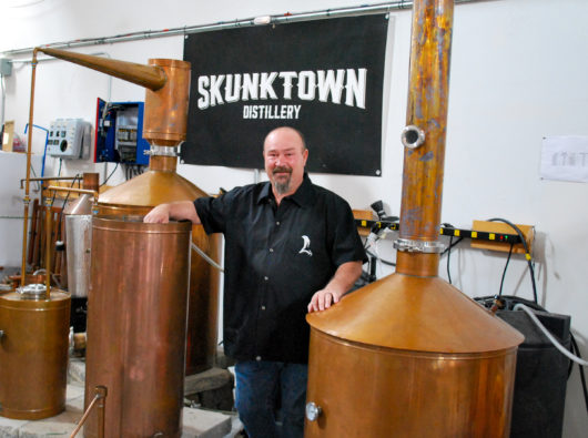 Paul Hyatt Head Distiller