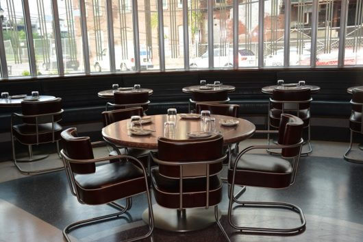 Tops Diner Expanded dining room